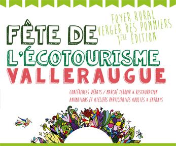 accroche fête de l'écotourisme valleraugue 2017
